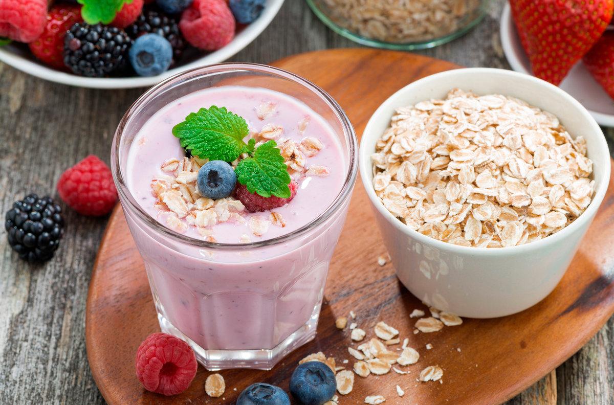 Фруктовые йогурты диета