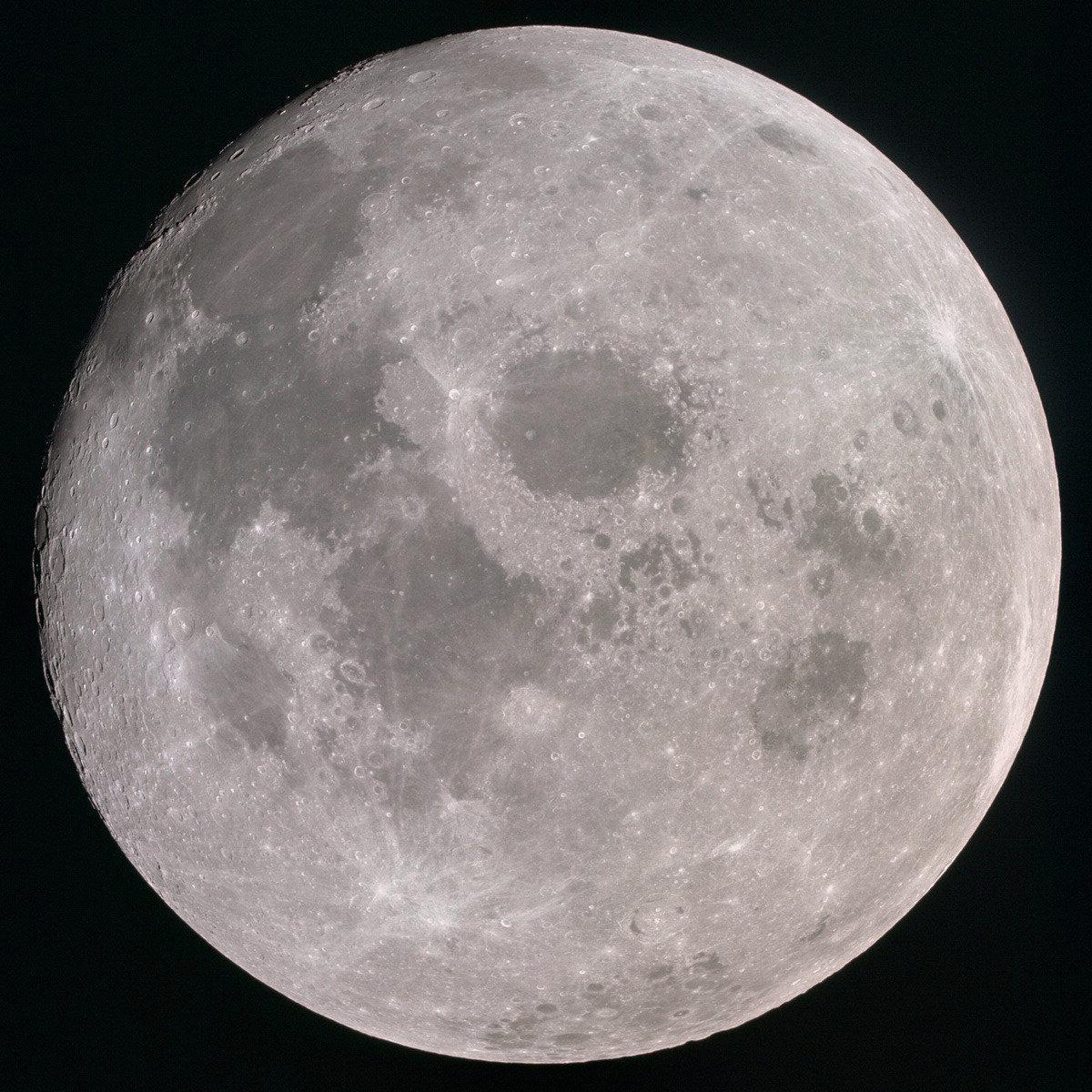 самые близкие фото луны компании
