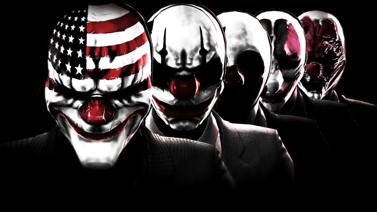 Payday  Wallpaper Iphone  E C  Kamos Hd Wallpaper
