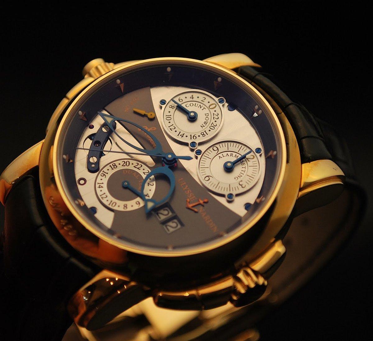 Часы ulysse nardin можно ли носить