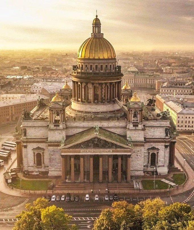 Интересные факты о Санкт-Петербурге - Часть 2