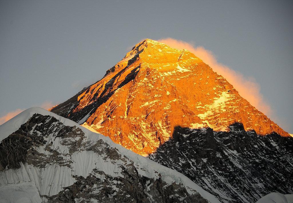 Картинка большая гора