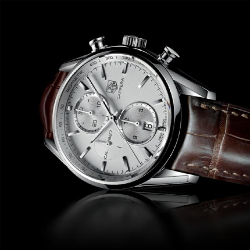 Tag heuer grand carrera mercedes benz ().