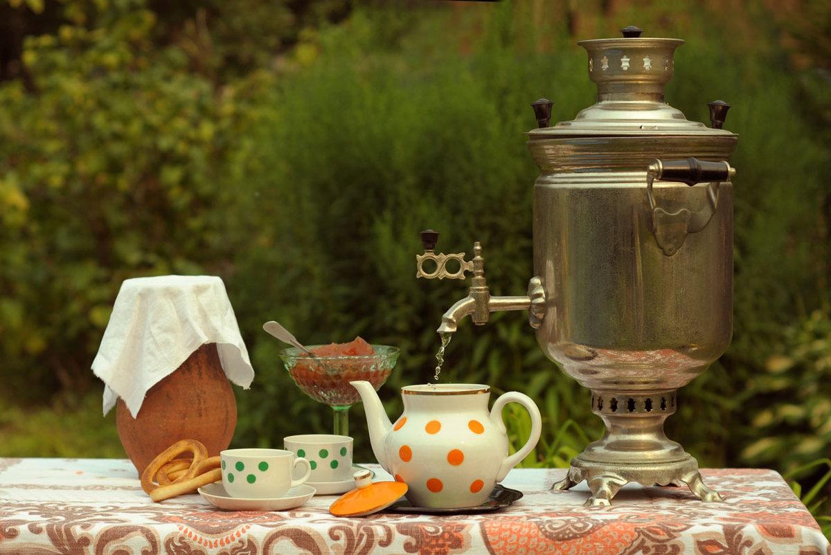 Фото картинки, картинки с чаепитием у самовара