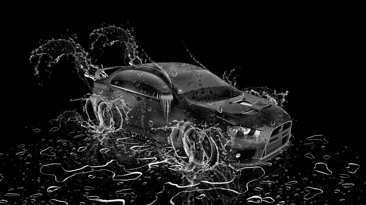 mitsubishi-lancer-evolution-x-jdm-water-car-2014-art-black-white