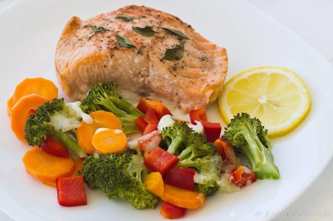 Какую рыбу запекать на диете