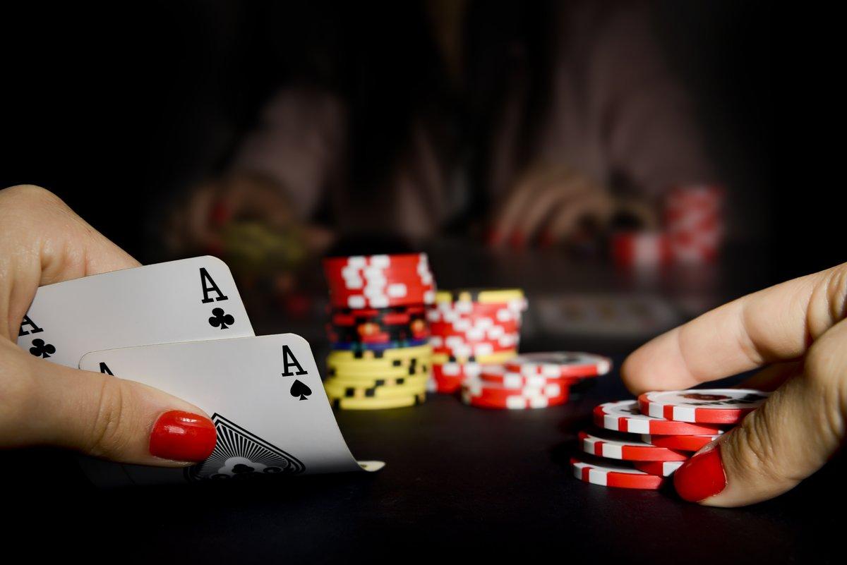 какие карты используют в казино