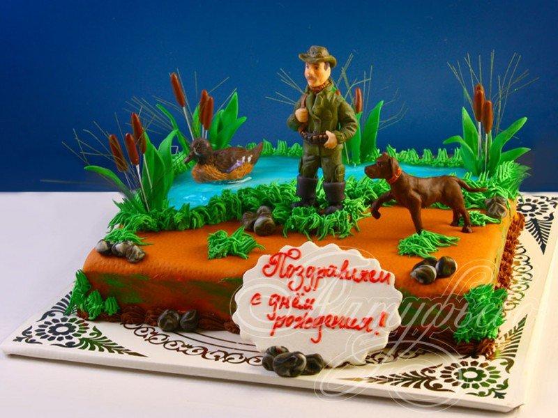 фото с днем рождения мужчине охотнику