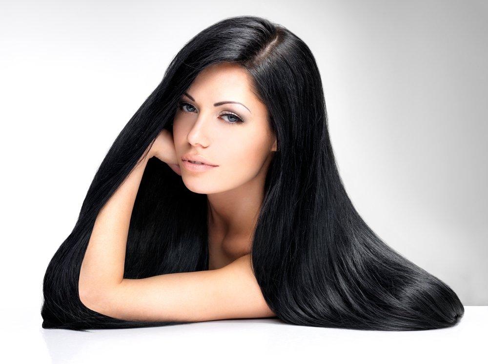 Картинка девушка с длинными волосами, андертейл