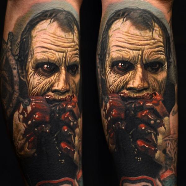 Nikko Hurtado Artist From United States Tattooers Net Card