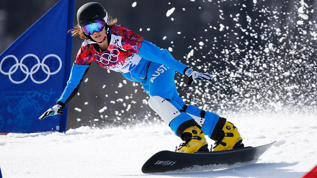 фотографии зимних видов спорта материал увидел свет