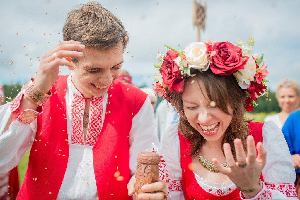 Путешествие морю, русская свадьба картинки