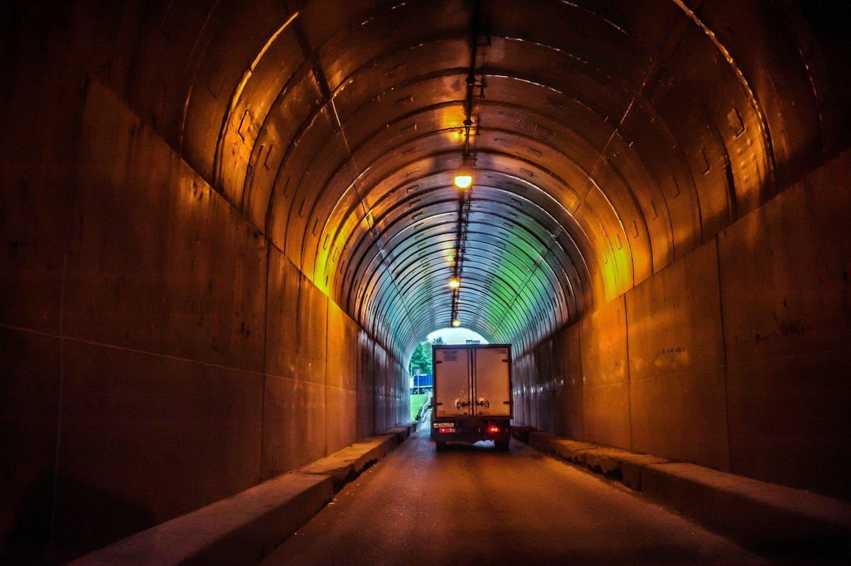 высокое качество картинки тоннели инцидента