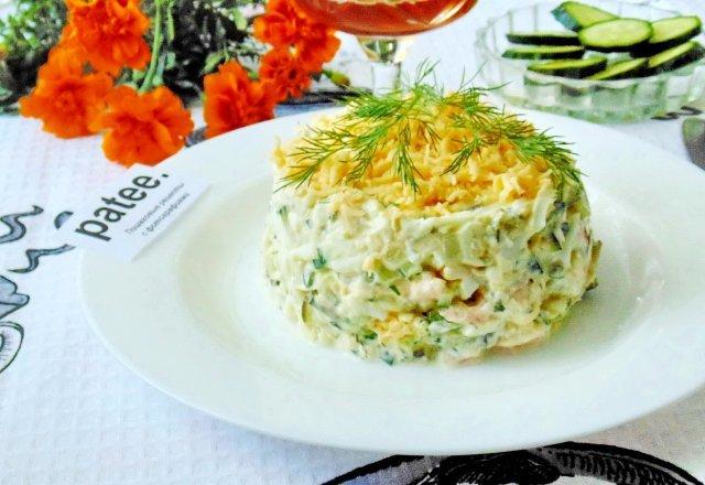 с Вкуснейший укропом салат