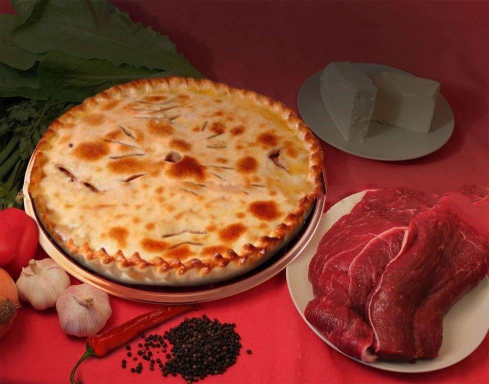 что осетинские блюда рецепты с фото если собака