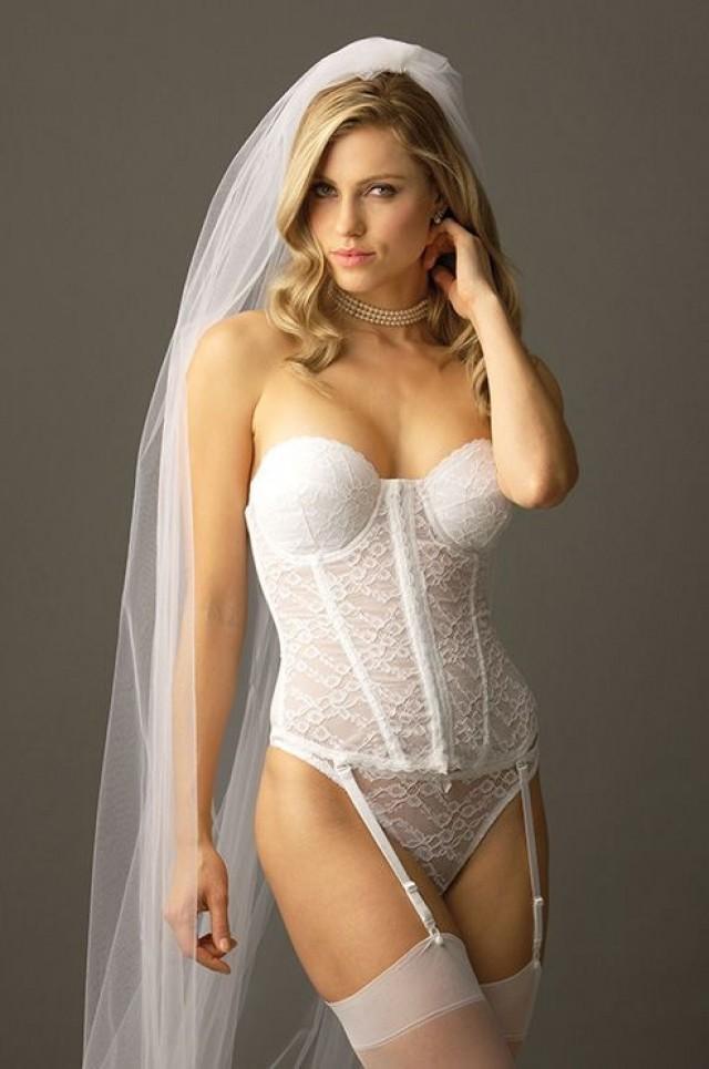 свадьба трусики белый