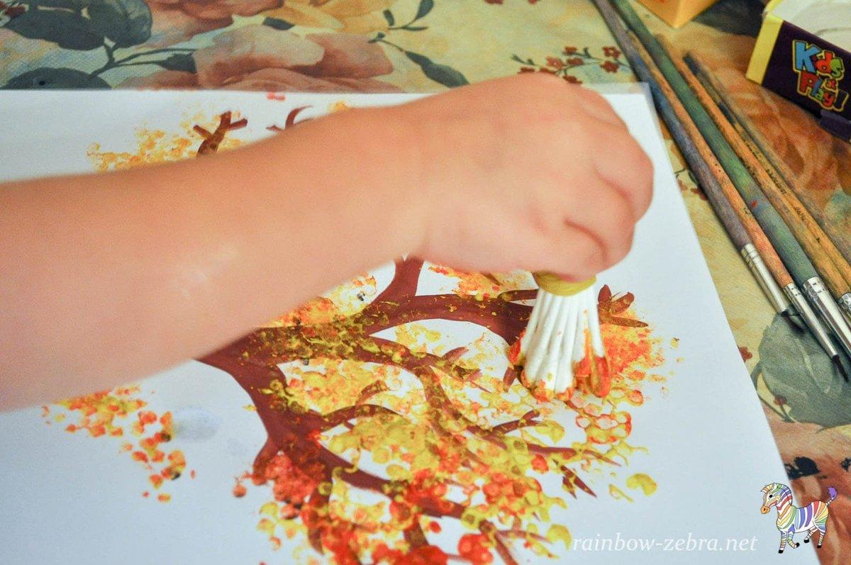 провозить нетрадиционные способы рисования с картинками очень рада