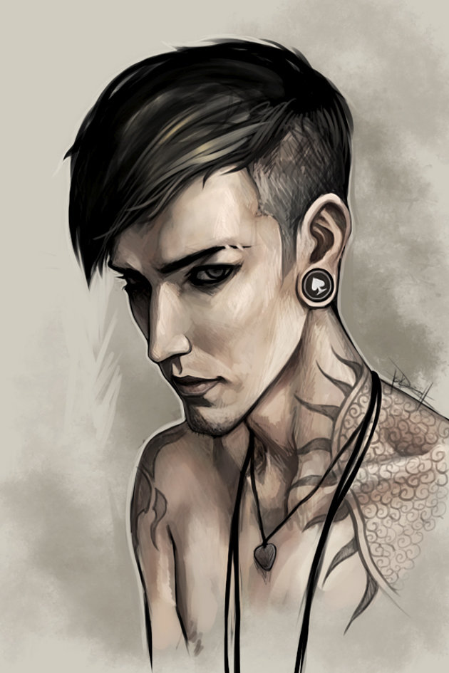 Картинки на аву для парней с татуировкой дракона