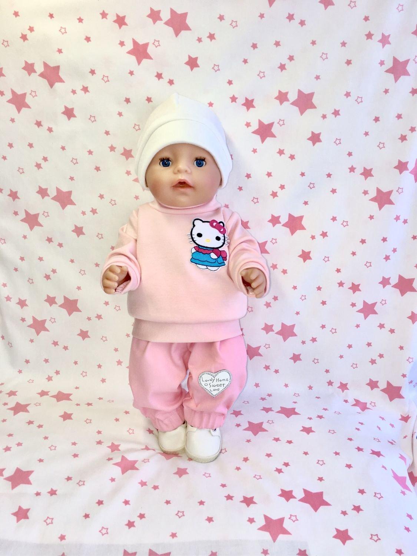 одежда для куклы беби анабель фото же
