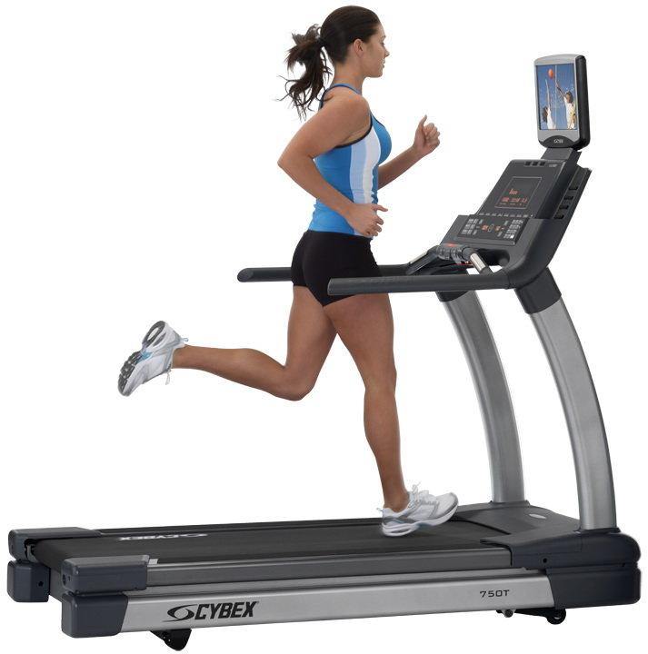 беговая дорожка поможет сбросить вес