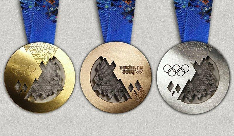 Олимпийская медаль в картинках