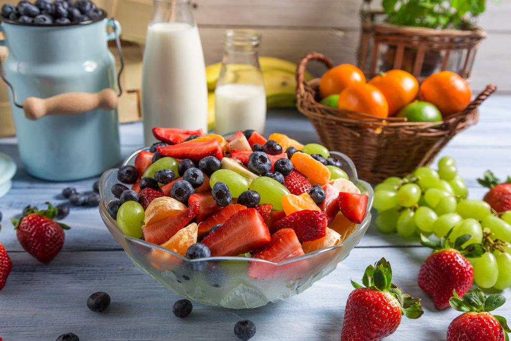 Светлые красивые картинки с фруктами и едой вкусной, рождеством