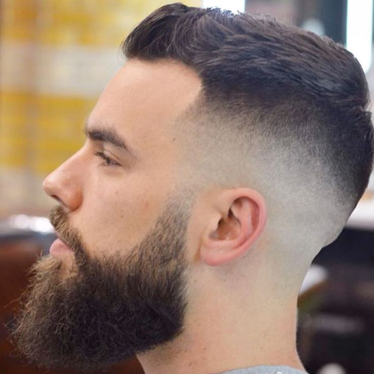 Beard And Barber Haircuts For Men Hipster Beard How To Style Card