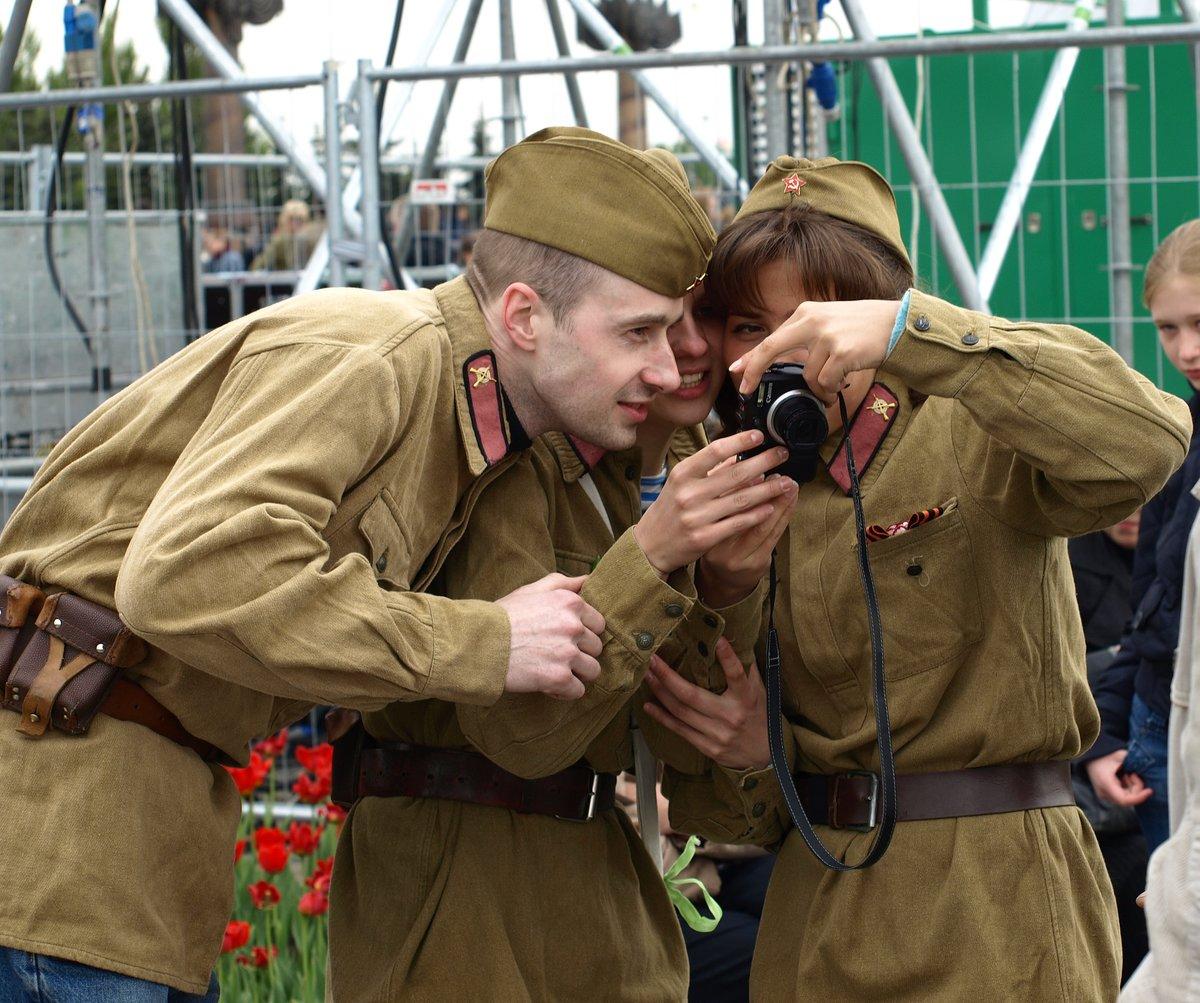 Фотография #весна #конкурс #молодость #солдаты #фотограф