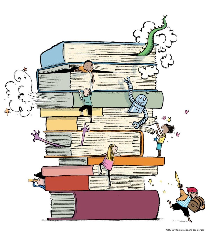 Картинки смешной книжки, красивые
