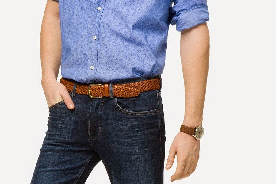 Мужские джинсы с плетеным ремнем ремни женские кожаные харьков