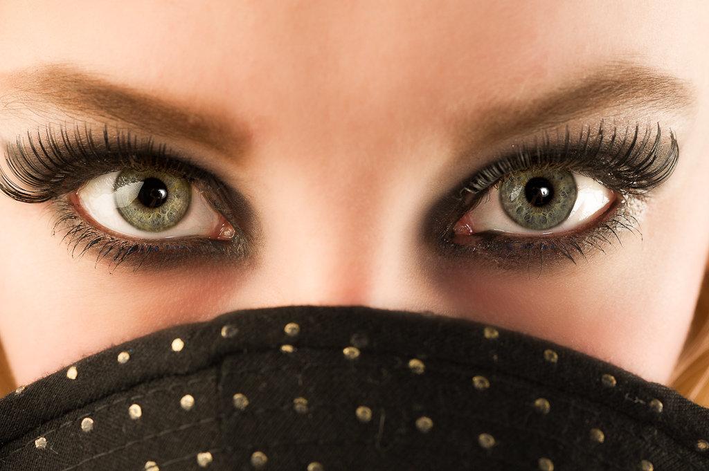 быть фото красивых карих женских глаз них были