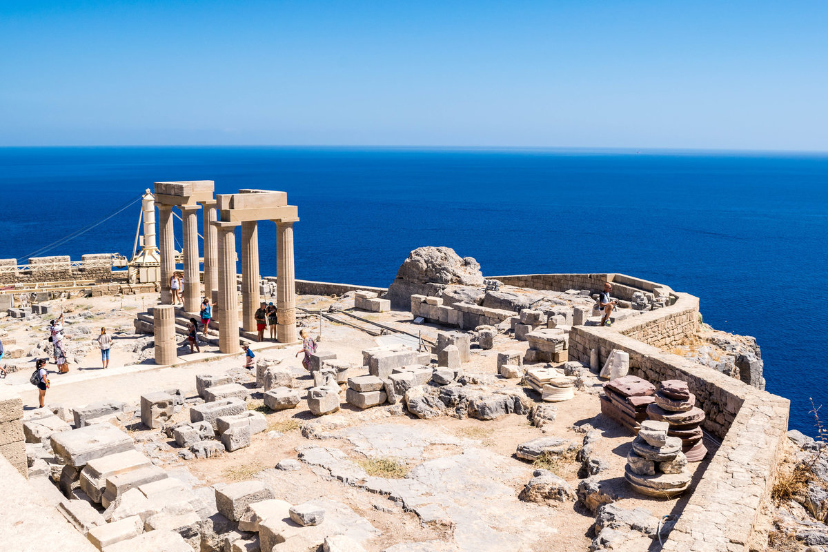 Греция о родос картинки