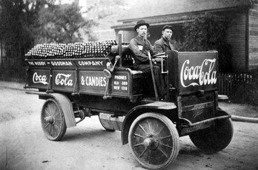 кока-кола 1886 года