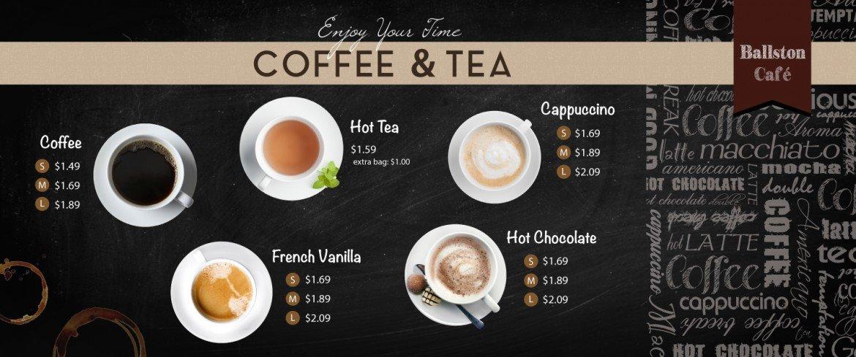 кофейное меню картинки слабым физически