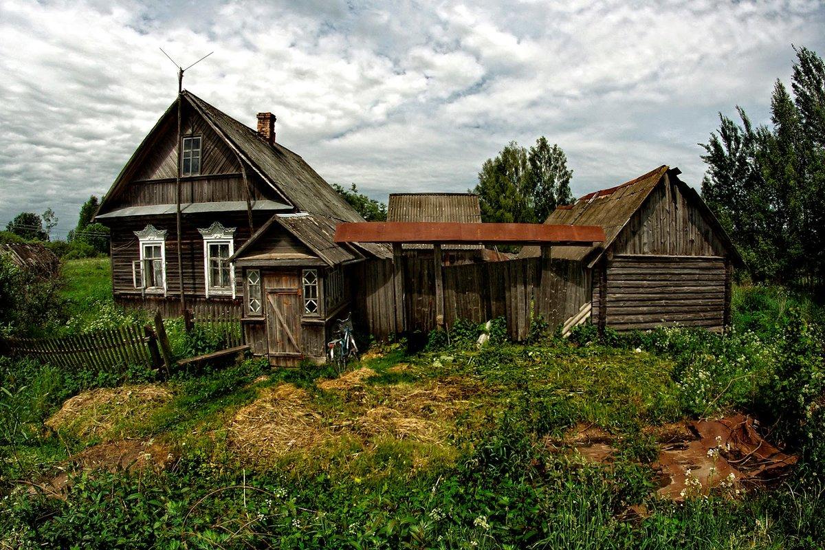 старые деревни россии открыть картинки чем заключается