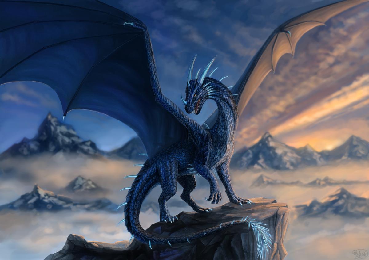 фотки с драконом дизайном