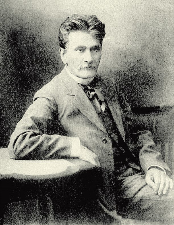 Самоварный фабрикант В. С. Баташев, 1880-е гг.