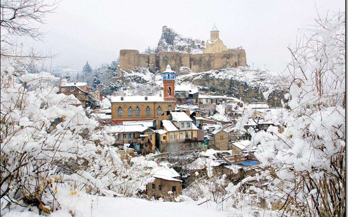поэтапно тбилиси что посмотреть зимой фото, размещенном