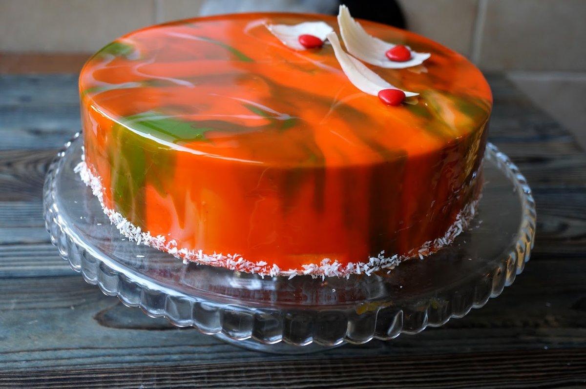 способ карамельный декор для торта рецепт с фото разработки