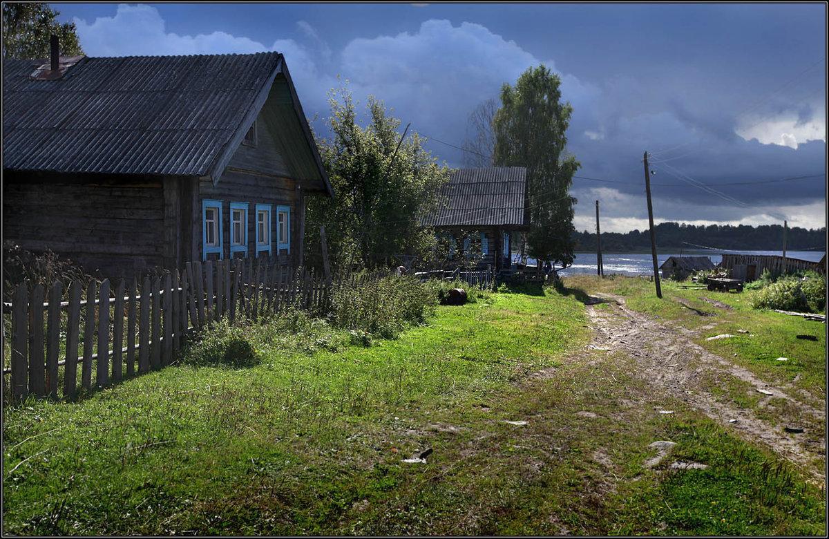 Смотреть картинки село