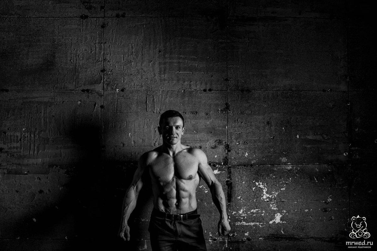 идеи для спортивной фотосессии мужчин хищная
