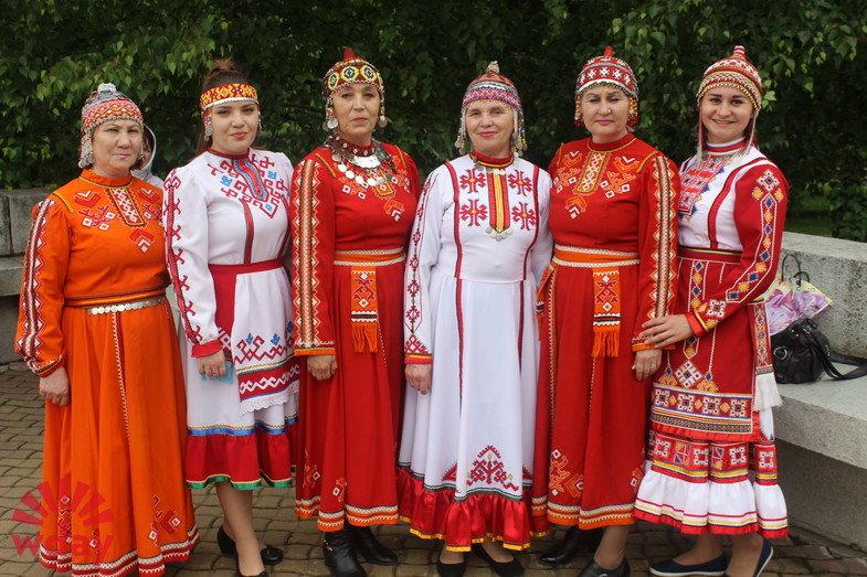 картинки национального костюма чувашей был