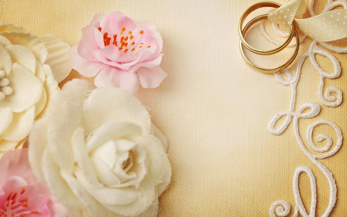 Фон свадебных открыток