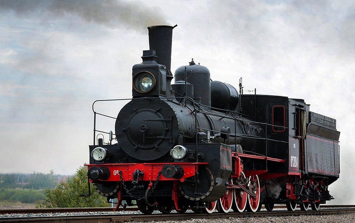 Картинки паровозы россии