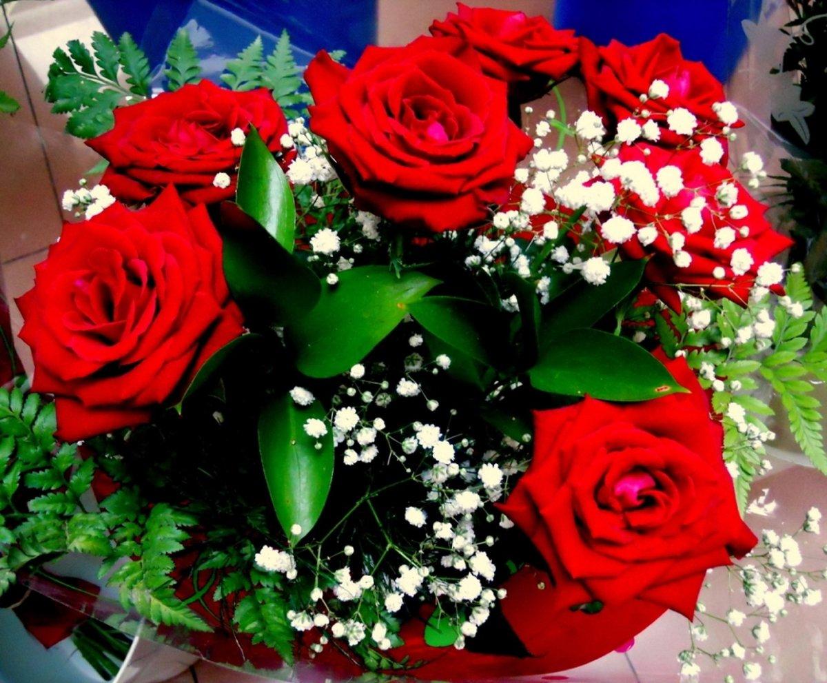 Свадьбу, красивые открытки с цветами на одноклассники