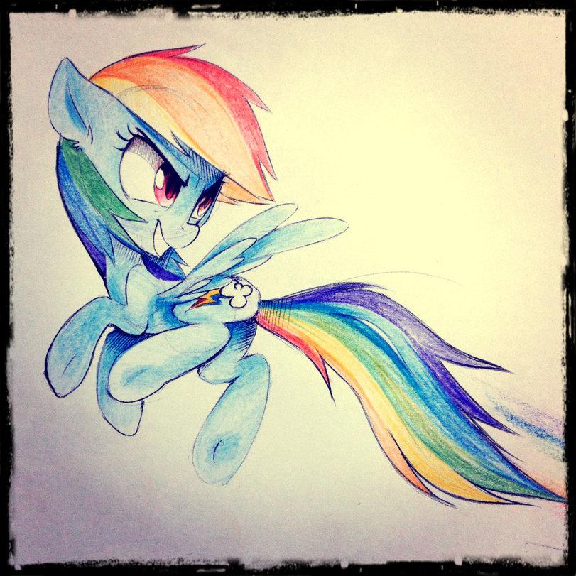 Картинки для срисовки дружба это чудо радуга