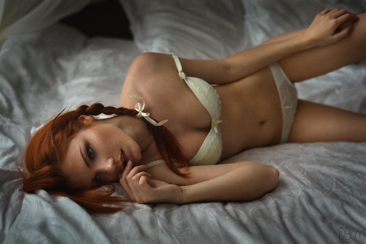 Необычные фото девушек интим — img 7