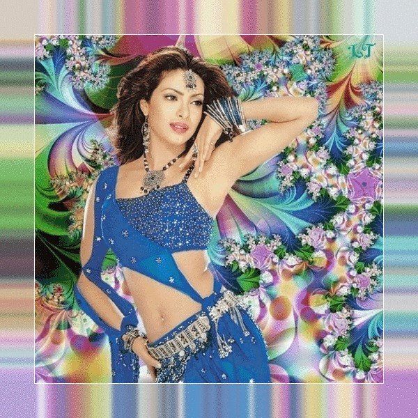 Блестящие индийские картинки