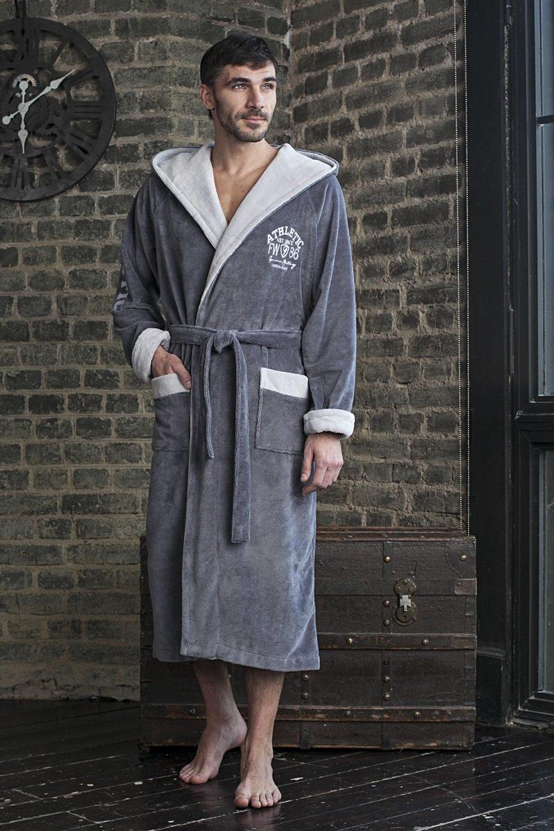 магазин махровых халатов мужской купить