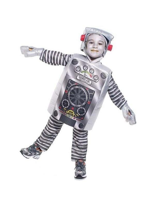 всего картинки для костюма робот после